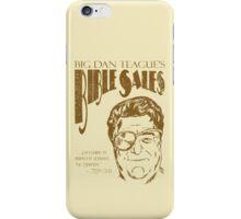 Big Dan's Bible Sales iPhone Case/Skin