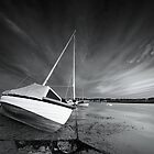 Tide Up BW by Andy F