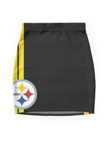 Steelers! Mini Skirt