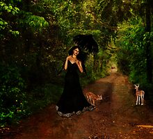 Walking With Nature by Pamela Phelps