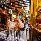 Melbourne in motion by drsteve