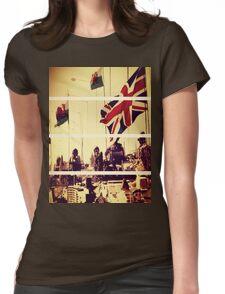 Dapper Boy Army Womens Fitted T-Shirt