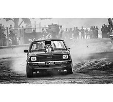 LYNCHY Motorfest Burnout Photographic Print