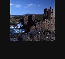 Rock Formations, Bombo Coastline, Australia Unisex T-Shirt