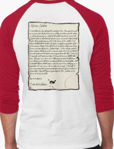 My dear Watson  Men's Baseball ¾ T-Shirt