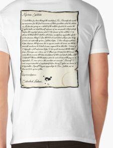 My dear Watson  Mens V-Neck T-Shirt