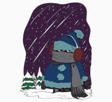 Winter One Piece - Short Sleeve