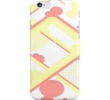 Happy Fun Pattern iPhone Case/Skin
