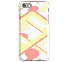 Happy Fun Pattern iPhone Case/Skin