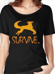 Survive Women's Relaxed Fit T-Shirt