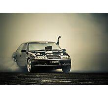 SKDGMH Motorfest Burnout Photographic Print