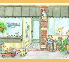 COFFEE HOUSE by Lynn Wright