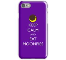 Eat Moonpies iPhone Case/Skin