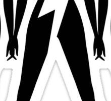Lady Gaga - Lightning Sisters Sticker