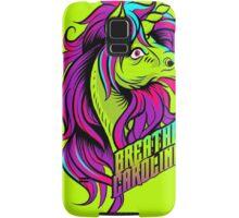 Breathe Carolina-Unicorn Case Samsung Galaxy Case/Skin