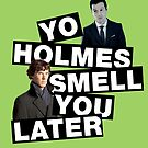 YO HOLMES! [Moriarty] by nimbusnought