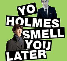 YO HOLMES! [Moriarty] by nimbusnought