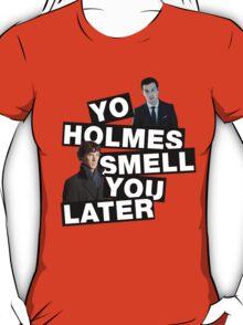 YO HOLMES! [Moriarty] T-Shirt