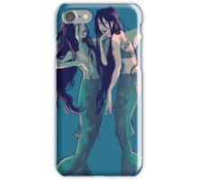 Shark mermaids iPhone Case/Skin