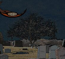 Night at the Graveyard  by DDowning