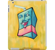 Juice Box iPad Case/Skin