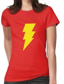Shazam Black Adam Womens Fitted T-Shirt