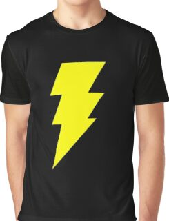 Shazam Black Adam Graphic T-Shirt