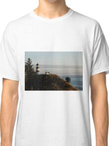 Cape Disappointment Lighthouse, Washington Classic T-Shirt