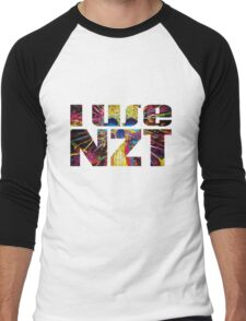 LİMİTLESS Men's Baseball ¾ T-Shirt