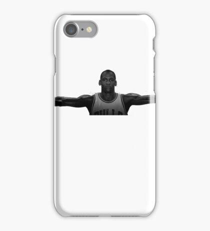 Michael Jordan Wingspan iPhone Case/Skin