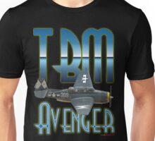 TBM Avenger T-shirt Design Unisex T-Shirt