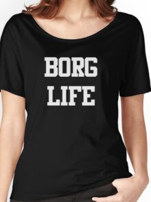 Borg Life Women's Relaxed Fit T-Shirt