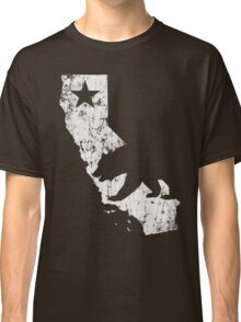 Vintage California State Outline Classic T-Shirt