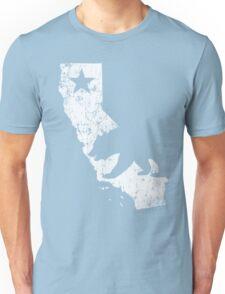 Vintage California State Outline Unisex T-Shirt