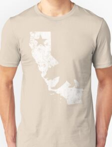 Vintage California State Outline T-Shirt