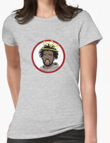 Long Live Capital Steez Womens Fitted T-Shirt