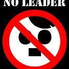 NO LEADER - black by Bela-Manson