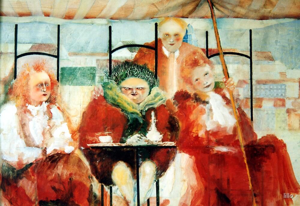 A family portrait by lillo