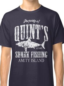 Quints Shark Fishing Classic T-Shirt