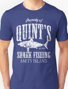 Quints Shark Fishing T-Shirt