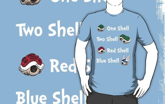 1 Shell 2 Shell by ianleino