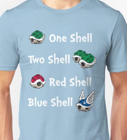 1 Shell 2 Shell Unisex T-Shirt