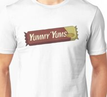 Rick and Morty – Yummy Yums, Now Purgenol Free Unisex T-Shirt
