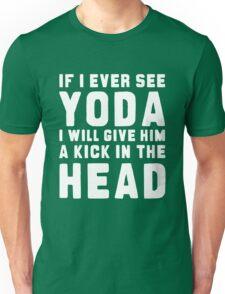 WTF IS YODA ??? Unisex T-Shirt