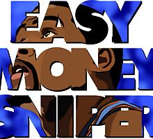 Easy Money Sniper Letters by DrDank