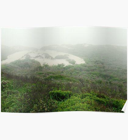 Sea fog.... Poster