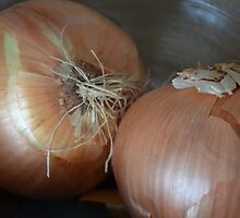 Just Two Sweet Onions... by Carol Clifford