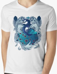 Hands of Creation Mens V-Neck T-Shirt