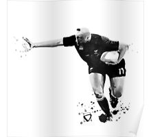 Jonah Lomu - RUGBY Poster