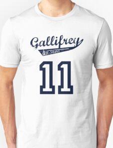 Gallifrey All-Stars: Eleven (alt) T-Shirt